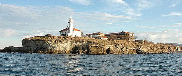 Остров Святой Анастасии Бургас