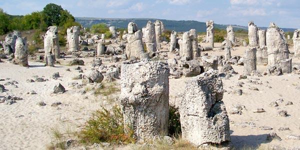 Природные достопримечательности Болгарии