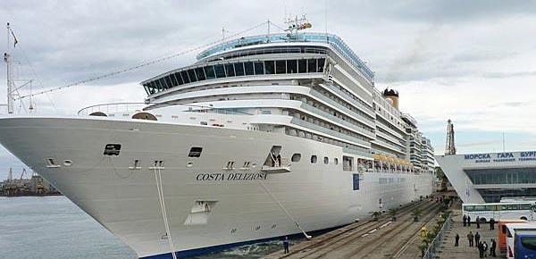 пассажирский порт Бургаса