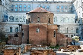 Ротонда Свети Георгий, София, памятник истории, достопримечательности