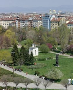 София, столица Болгарии, отдых в Болгарии, история