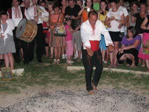 Нестинарство - танцы на углях, отдых в Болгарии, болгарские традиции